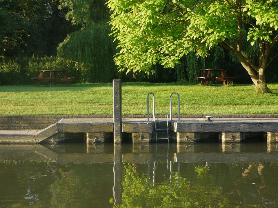 Eynsham Lock