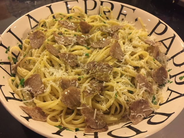 Truffles and Linguine